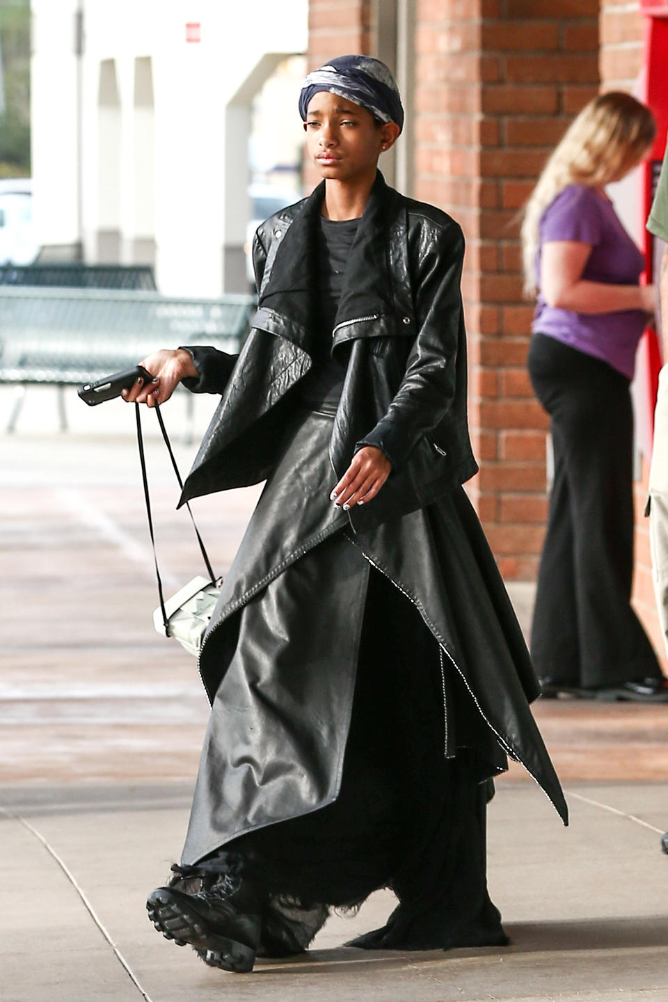 Willow Smith Is 100 Goddess Vonologues